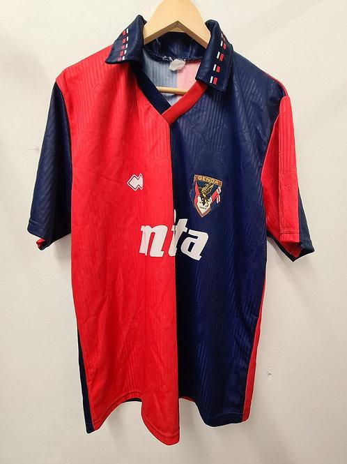 Genoa 1990-91 Home - Size L