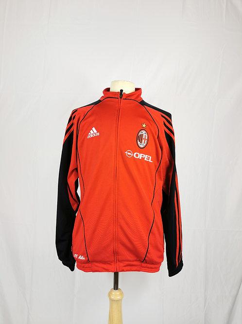 AC Milan 2004-05 Track Jacket - Size S