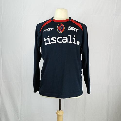 Cagliari 2008-09 Training Top - Size L