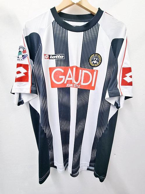 Udinese 2007-08 Home - Size XL - Quagliarella 27