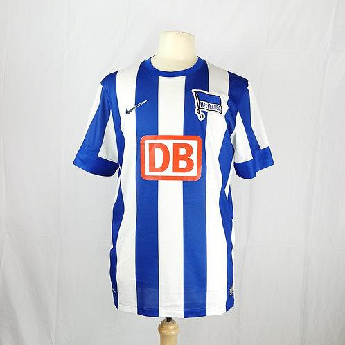 Hertha BSC 2012-13 Home - Size L