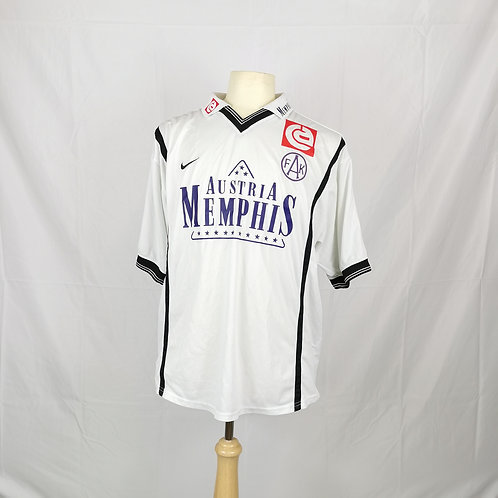 FK Austria Wien 2000-02 Away - Size XL - #13