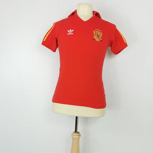 Spain Adidas Originals Home Shirt - Size XS