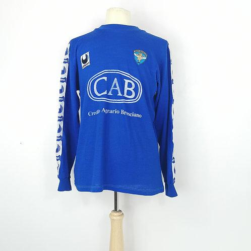Brescia 1991-92 uhlsport Training Jumper - Size L