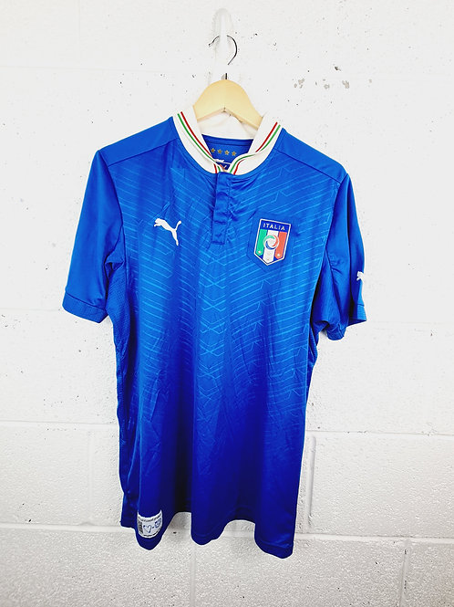 Italy 2012-13 Home - Size L