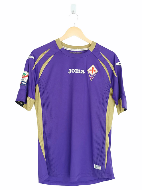 Fiorentina 2014-15 Home - Size M - M.Gomez 33