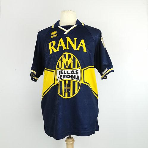 Hellas Verona 1995-96 Home - Size XL - Di Vaio 27