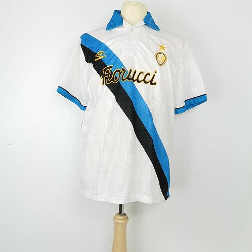Inter Milan 1993-94 Away - Size L