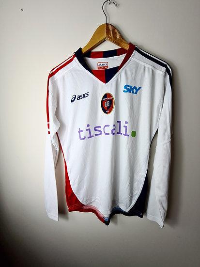 Cagliari 2006-07 L/S Away - Size S