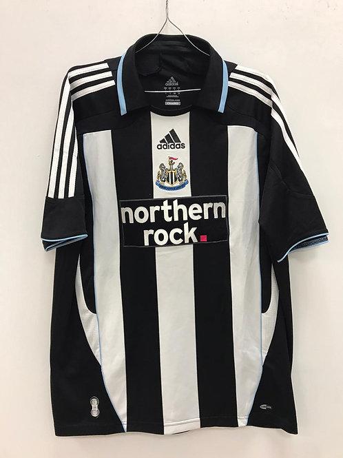 Newcastle  United 2007-09 Home - Size L