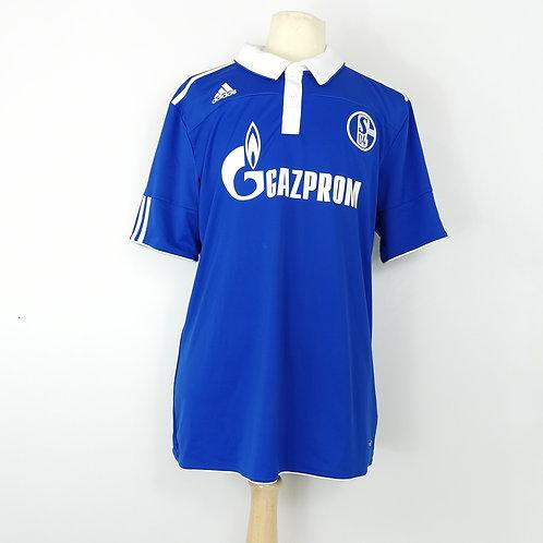 Schalke 04 2011-12 Home - Size XL
