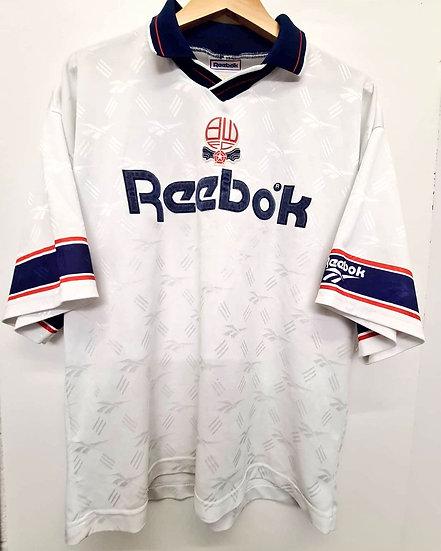 Bolton 1993-95 Home - Size XL