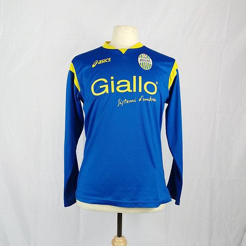 Hellas Verona 2009-10 L/S Training Shirt - Size M