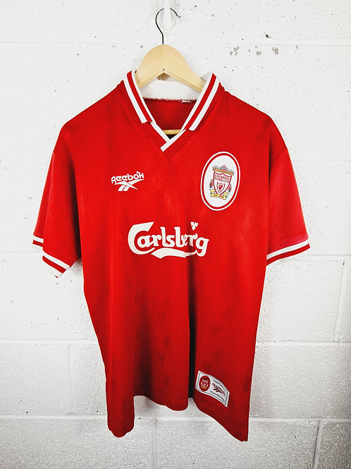 Liverpool 1997-98 Home - Size M