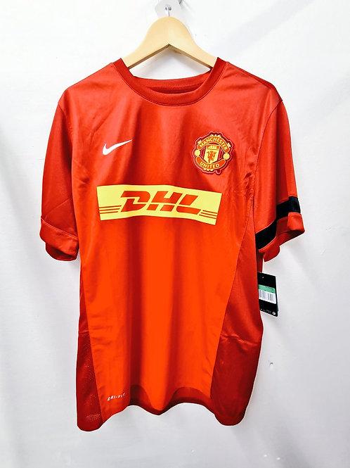 Manchester United Dri-Fit Training Shirt - Size XL - BNWT