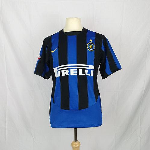 Inter Milan 2008-09 Home – Size S – Cruz 9