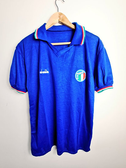 Italy 1990 Home - Size L