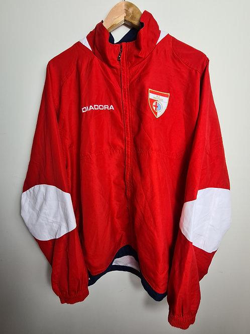 Mantova Training Jacket - Size XL