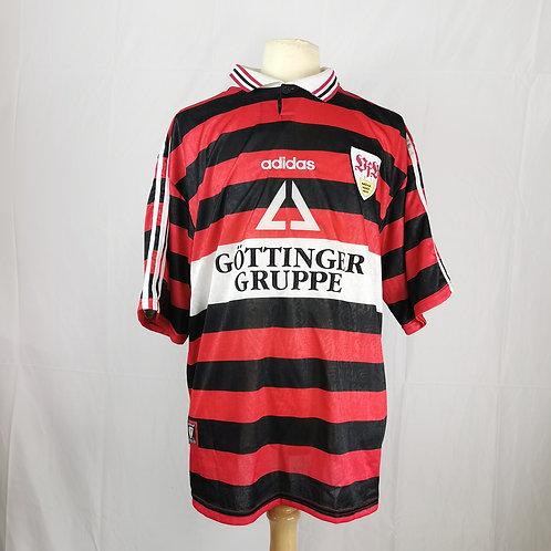 VfB Stuttgart 1997-98 Away - size XXL