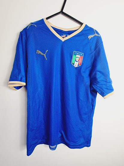 Italy 2007-09 Home - Size S