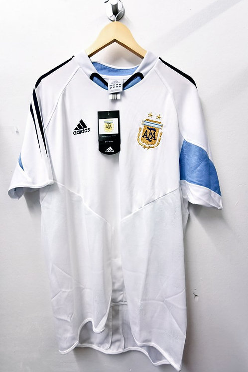 Argentina 2005-06 Third - Size XL - BNWT