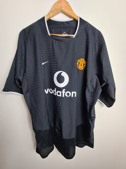 Manchester United 2003-05 Away - Size XXL