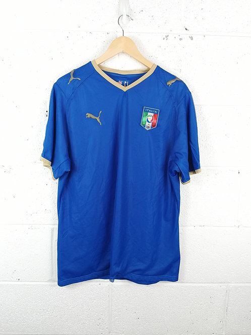Italy 2007-09 Home - Size L
