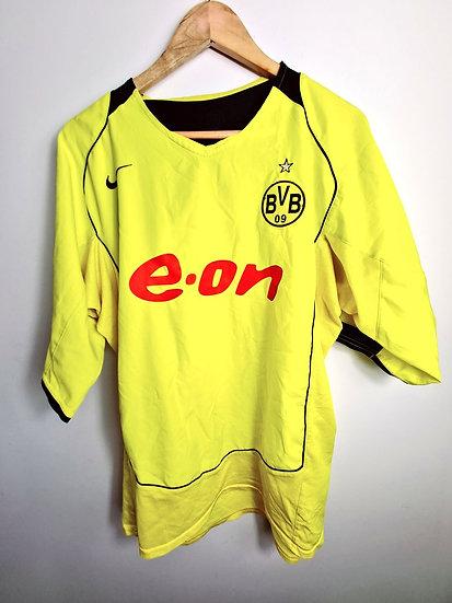 Borussia Dortmund 2004-05 Home - Size L