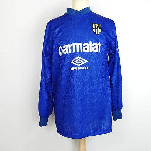 Parma 1991-92 L/S Training Shirt - Size XL