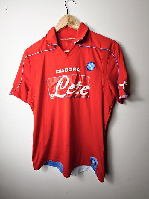 Napoli 2007-08 Polo - Size S