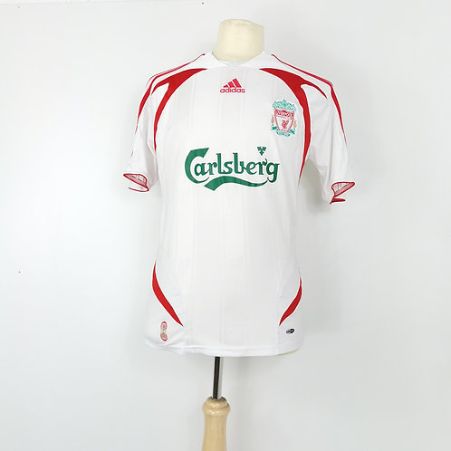 Liverpool 2007-08 Away - Size S