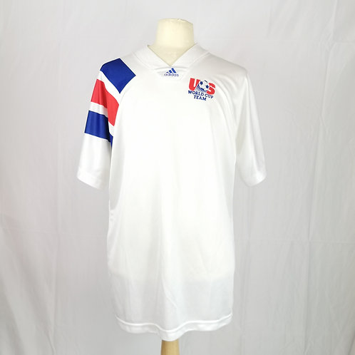 USA 1992 Player Issue Home - Size XL/XXL
