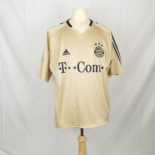 Bayern Munich 2004-05 Away  - Size XL