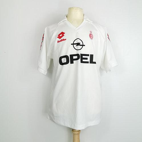 AC Milan 1995-96 Training Shirt - Size XXL