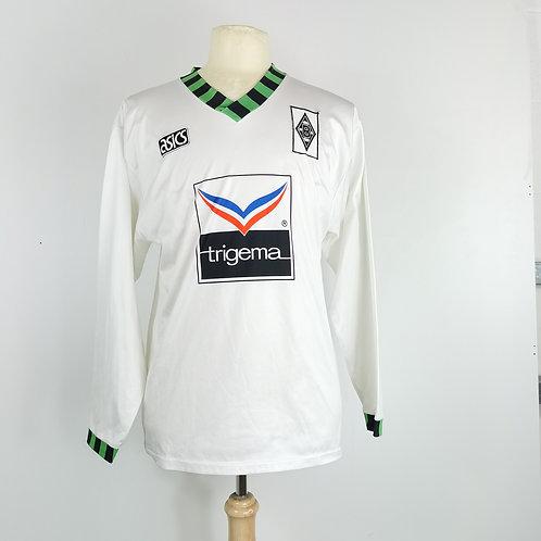 Borussia Mönchengladbach 1992-94 L/S Home - Size L (M fitting)