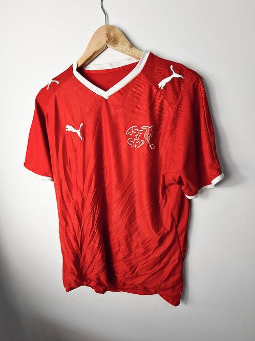 Switzerland 2008-10 Home - Size M