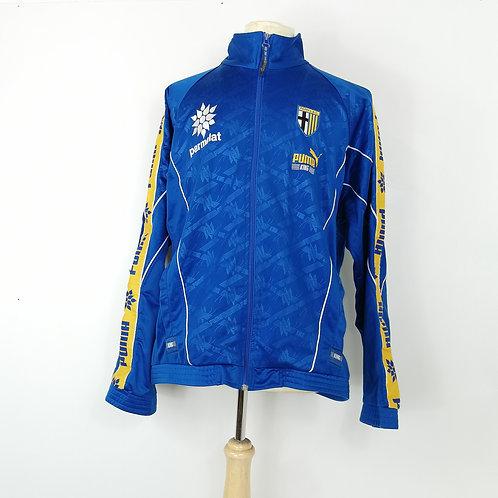 Parma 1995-97 Puma Track Jacket - Size M