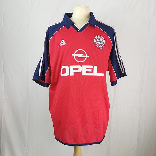 Bayern Munich 1999-01 Home  - Size XXL