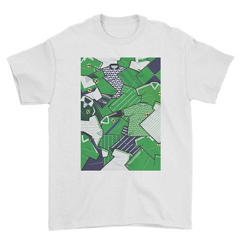 Northern Ireland Shirts Tee