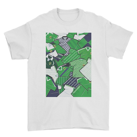 Northern Ireland Shirts Tee