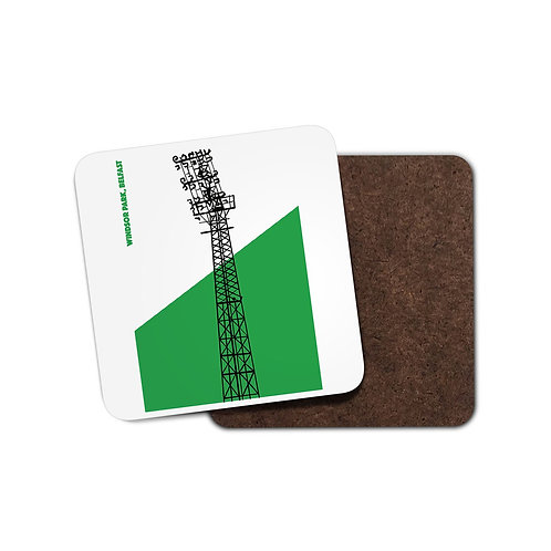 Northern Ireland Floodlights Coaster