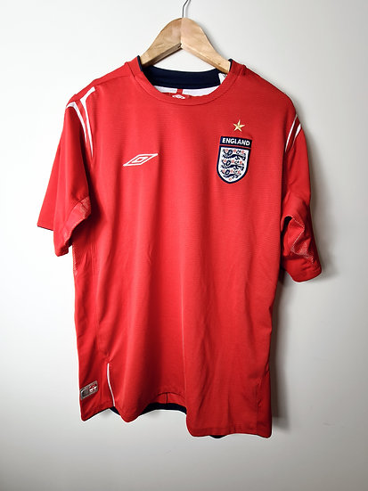 England 2008-10 Away - Size XL