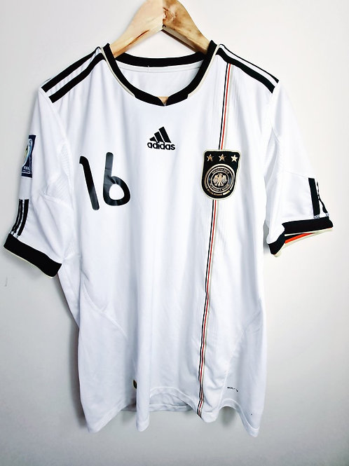 Germany 2010-12 Home - Size L - Lahm 16