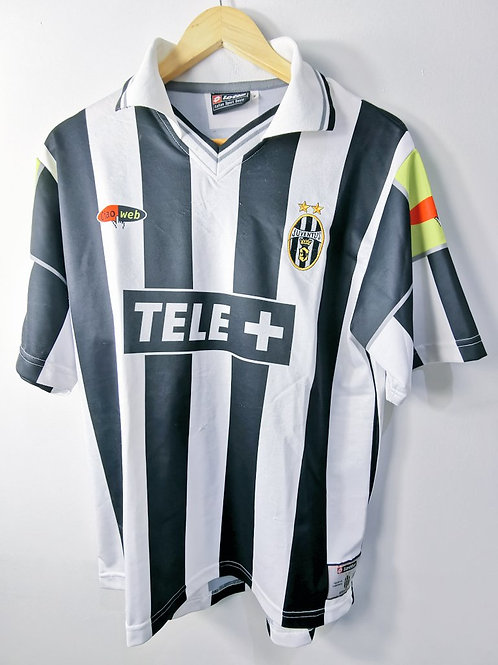 Juventus 2000-01 Home - Size M - DelPiero10
