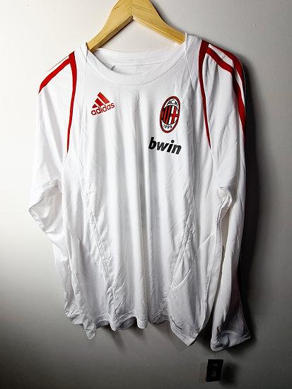AC Milan 2006-07 L/S Training - Size XL BNWT