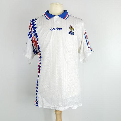 France 1994-96 Away - Size XL