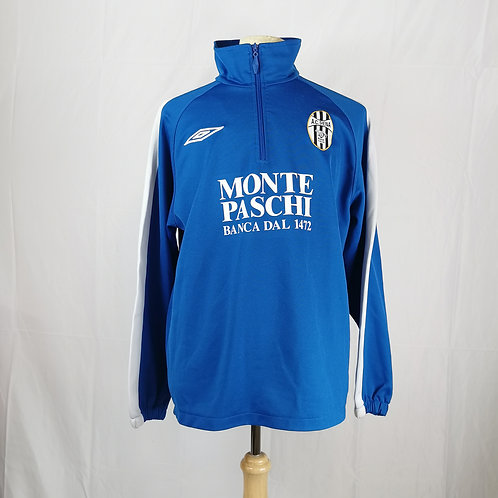Siena 2007-08 Half Zip Up Jacket - Size XL