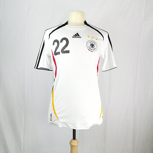 Germany 2005-06 Home - Size S - Odonkor 22
