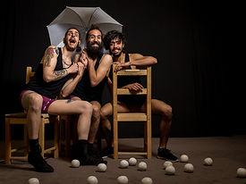 cirque artistes