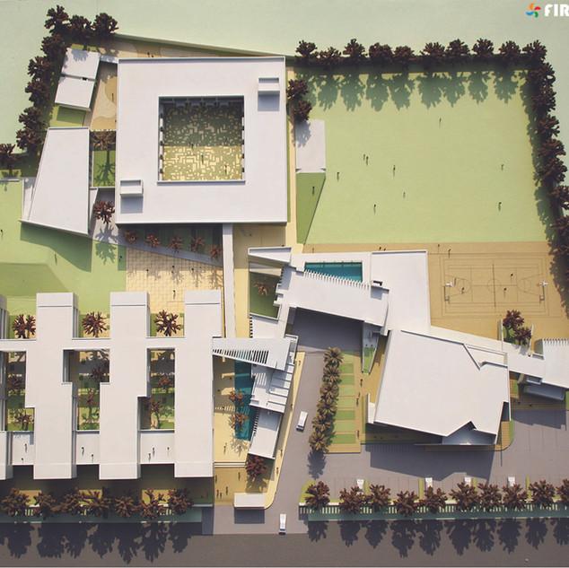 JAIN TARUN SCHOOL - master plan